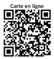 tag Carte Corse Accès aux massifs forestiers